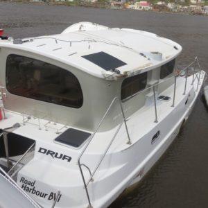 "SV ""DRUA"" a 2015 52' KSS-P16M Catamaran- Y0035 – Closes 12/26/17"