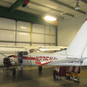 Aircraft – N2351U – 1963 Cessna 172D – 72112 – Closing 2 March 2018