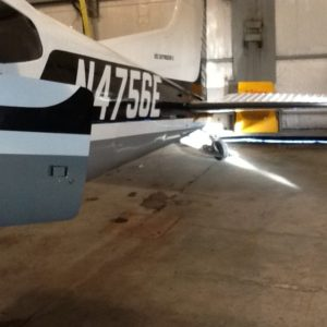 Aircraft – N4756E – 1979 Cessna 185 – 72121 – Closes 30 March 2018