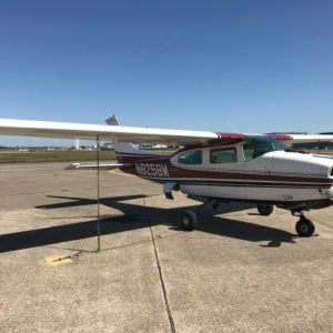AIRCRAFT – N8258M – 1969 Cessna T210 – 72156 – Closes: 10 August 2018