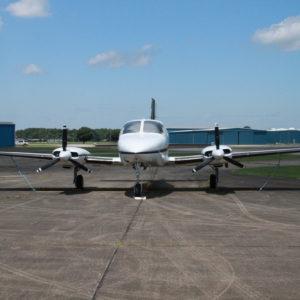 AIRCRAFT – N3758C – Cessna 414 II – 72471 – Closes: 5 October 2018
