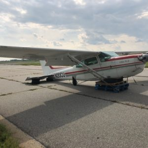 Aircraft – N20CU 1980 Cessna 172RG – 72639 – Closes: 23 November 2018