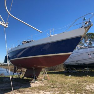 "Vessel – S/V ""Borne Free"" – 1983 42' Contest – 72900.019 – Closing: 1 March 2019"