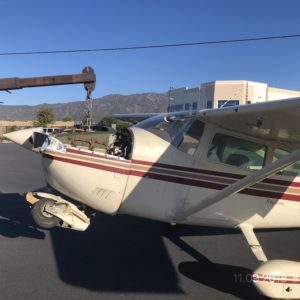 Aircraft – N9914M – 1976 Cessna 182P – Closing: 26 April 2019 – 73000