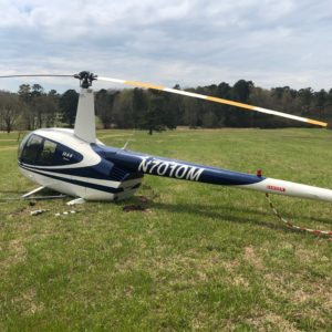 Aircraft – N7010M – 1997 Robinson R44 Astro – Closing: 26 April 2019 – 24001