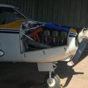 AIRCRAFT – N5303P – 1958 Piper PA-24-250 – Closing: 20 December 2019 – 73616